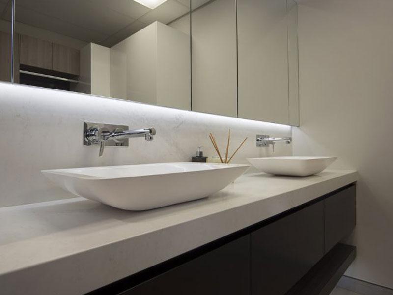 سرویس دستشویی کلاسیک